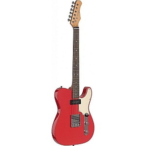 Stagg Fiesta Red Electric Guitar
