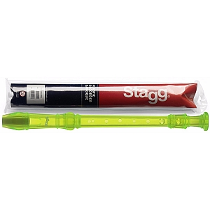 Stagg Recorder (Green)