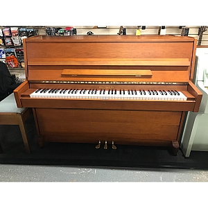 Waldstein Light Cherry Upright Piano