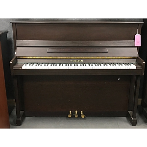 Morrison Mahogany Upright Piano