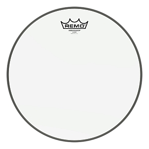 "Remo 10"" Clear Drumhead"