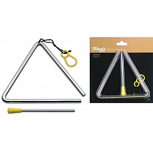 12mm 6 inch Triangle With Beater