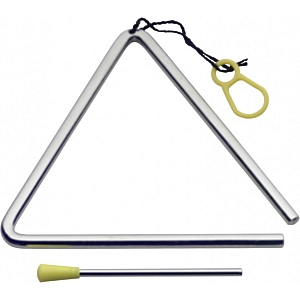 12mm 8 inch Triangle with Beater