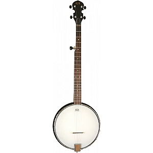 Gold Tone 5-String Open Back Banjo With Bag