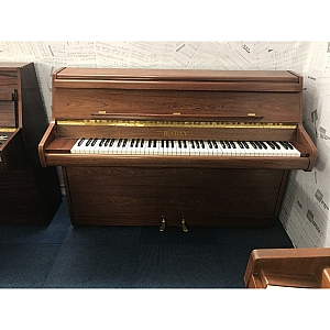 Bentley Dark Oak Upright Piano