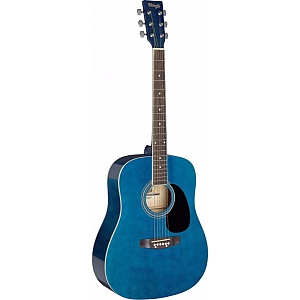 Stagg Dreadnought (Blue)