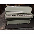 view Spearmint Zender Upright Piano details