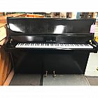 view Schimmel Black Upright Piano details