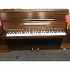 view Rippen Repolished Mahogany Upright Piano details
