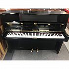 view Welmar Resprayed Black Upright Piano details