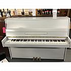view Zimmerman Resprayed Grey Upright Piano. details