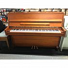 view Waldstein Light Cherry Upright Piano details