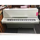 view Challen 988 Resprayed Upright Piano details