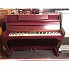 view Challen Resprayed Purple Upright Piano details